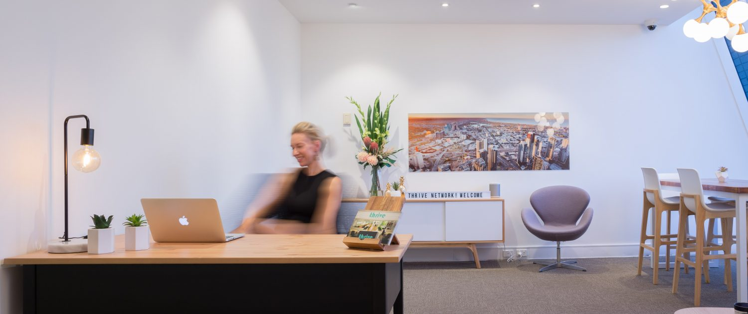 coworking melbourne, thrive network, coworking space south melbourne, office space south melbourne, office space docklands, serviced offices, serviced office melbourne, shared spaces, private offices, meeting rooms docklands, meeting rooms south melbourne, meeting rooms CBD