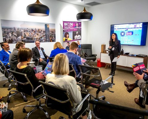 events at thrive, boardroom for hire